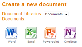 Web Part showing documents from the Documents library