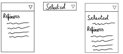 Part 4: Create a Dropdown Search Refiner Control