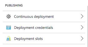 Continuous deployment