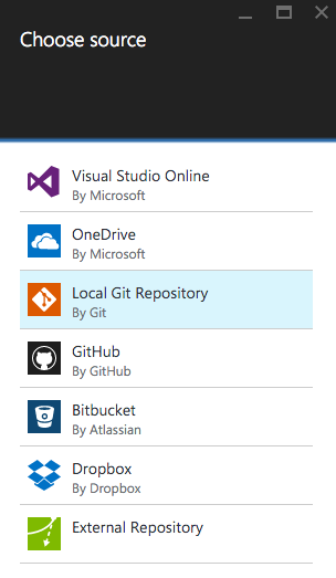 Local Git Repository