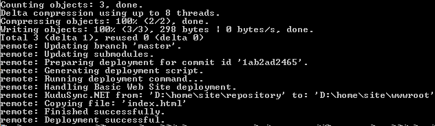 Do your first commit (command line)