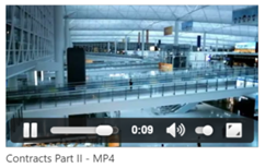 Browser media player - SharePoint Video