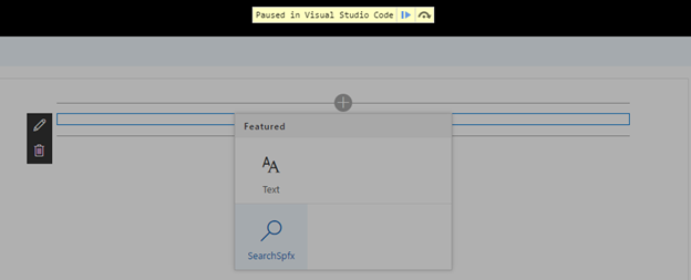 Chrome paused for VSCode debugging