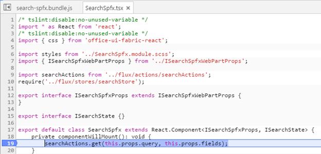 Debugging the original files in Chrome