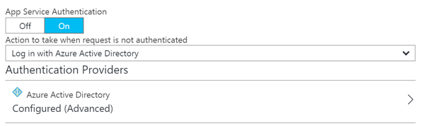 Consuming an Azure AD secured web API from your web app