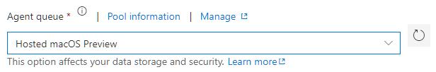 macOS host agent